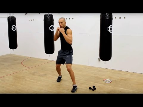 Boxing. 20 Minute In Home Boxing Workout. Boxe d'entraînemen. тренировка бокса Image 1