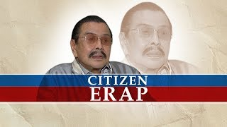 Erap, ipinaliwanag kung bakit 'di niya pinaalis noon ang mga illegal vendor sa Maynila | 24 Oras