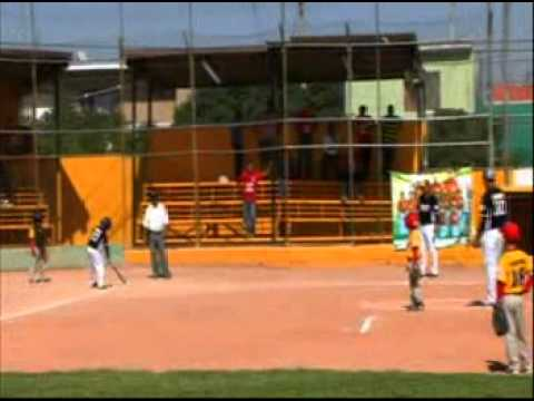 semifinal linces de guasave vs navojoa torneo nacional en cd juarez  categoria pulguitas