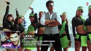 Bachchan : Latai Full Song (Audio) - Vinod Rathod, Akriti Kakkar - Jeet, Aindrita Ray, Payal Sarkar