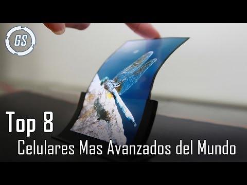 Top 8 Increíbles Celulares Más Avanzados Del Mundo    Los Celulares Del Futuro