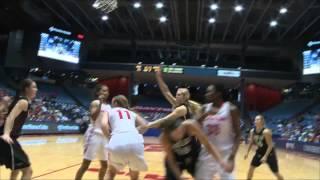 Dayton Women's Basketball - Green Bay Postgame