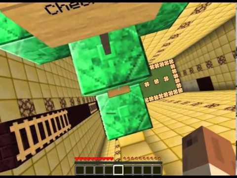 Minecraft прохождение карты 1 7 2 мистик и