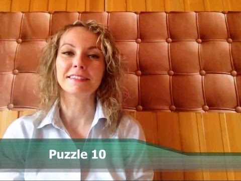 PUZZLE 10 - Kurs Angielskiego