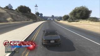 Grand Theft Auto 5: Best Way To Get into Military Base GTA V GTA 5 GTAV
