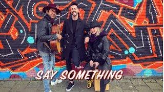 Download Lagu Justin Timberlake - Say Something ft. Chris Stapleton (cover by Jordan Roy) Gratis STAFABAND