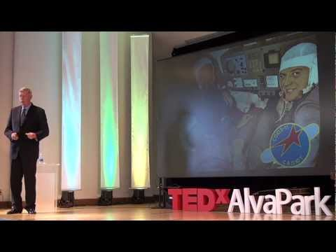 From Tragedy to Triumph- Breaking the Sound Barrier in Freefall: Jon Clark at TEDxAlvaPark