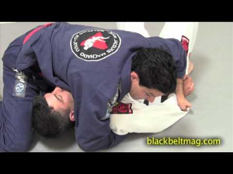 Two Brazilian Jiu-Jitsu Escapes From Side Control! Image 1