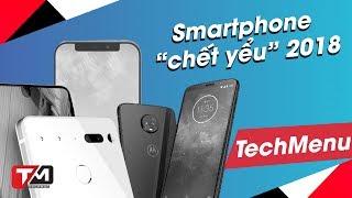 """Những cái tên smartphone """"chết yểu"""" trong năm 2018"""