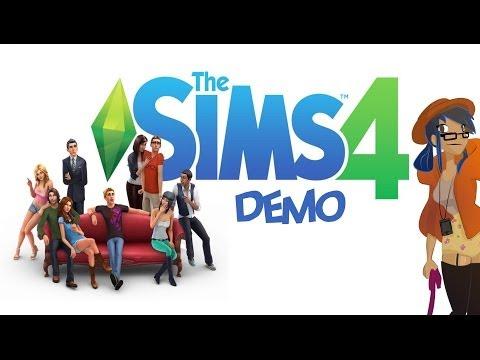 Los Sims 4 Crea tu personaje DEMO con Edd00chan