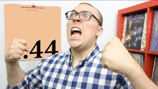 JAY-Z - 4:44 ALBUM REVIEW