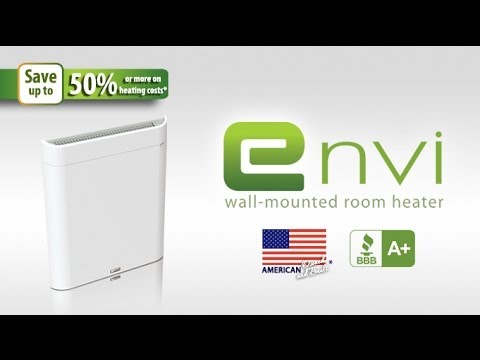 Envi   The Wall Mounted Heater
