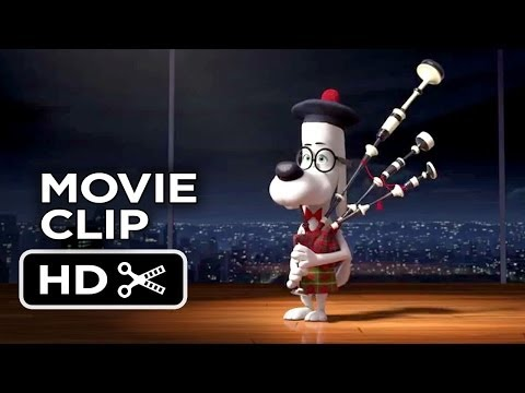 Mr. Peabody & Sherman Movie CLIP - Talented Mr. Peabody (2014) - Animated Movie HD