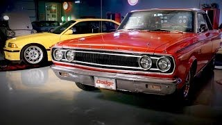 1965 Dodge Coronet 500 vs. 1995 BMW M3 - Generation Gap: Coupes