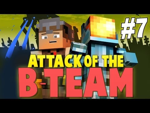 Minecraft: TINKERS CONSTRUCT! - Attack of the B-Team Modpack Ep.7