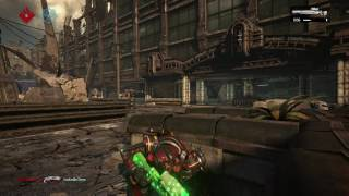Gears of War 4 doble tiro a la cabeza