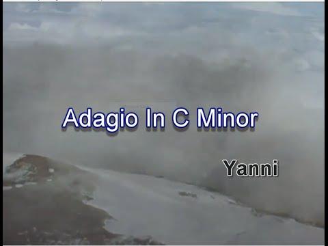 Yanni - Adagio In C Minor