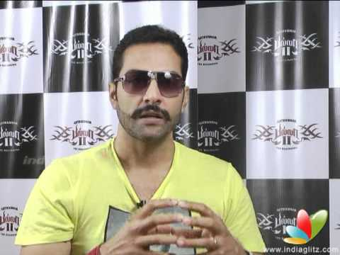 Sudanshu Pandey On Being Ajith's 'Billa 2' Villain -