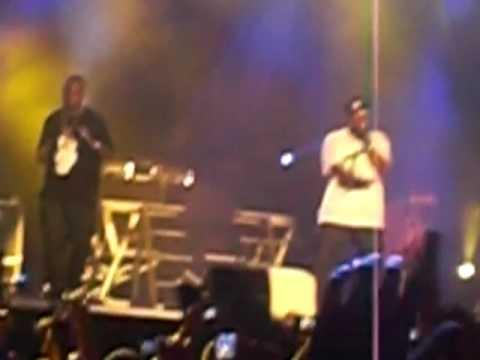 (concierto De 50cent En Tenerife) In Da Club video