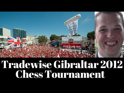Chess Grandmaster: Nigel Short at Gibraltar 2012 - Kingscrusher Radio Show
