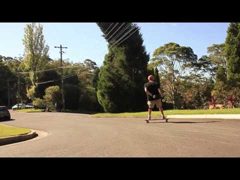 Longboarding II Happy Feet (ft Dom Pomrenski and Brad Yema)