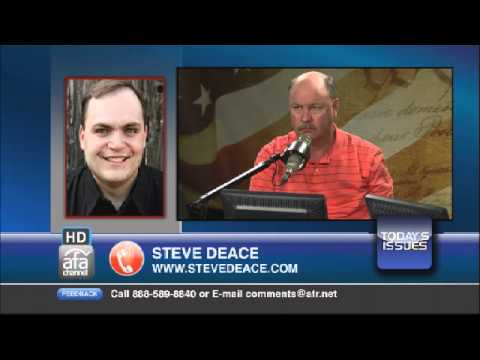 Steve Deace, national radio host, discusses various current political issues affecting the family.