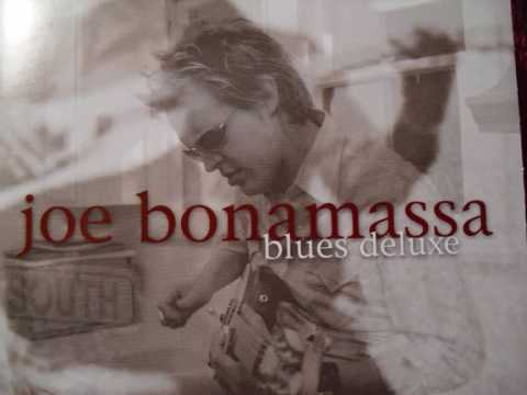 Joe Bonamassa - Man Of Many Words