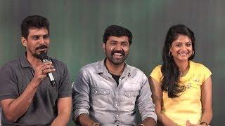 Aruvi - Movie Press Meet |  Aditi Balan, Kavitha Bharathy, Arun Prabu Purushothaman, S.R. Prabhu