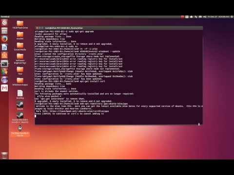 Howto Install or Re-Install Elder Scrolls V: Skyrim on Ubuntu 13.10 Tutorial 1 of 3