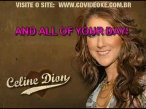 Celine Dion   I'm Your Angel