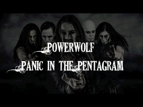 Powerwolf - Panic In The Pentagram