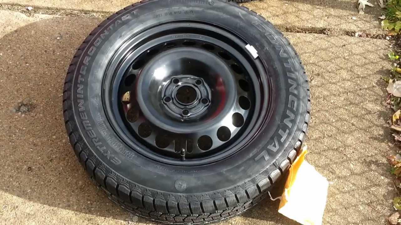 snow tires for a 2012 chevrolet cruze 2lt youtube. Black Bedroom Furniture Sets. Home Design Ideas