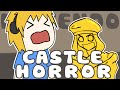PewDiePie and Stephano in Amnesia: Nintendo Castle Horror