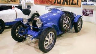 Bugatti Type 51 - Jay Leno's Garage