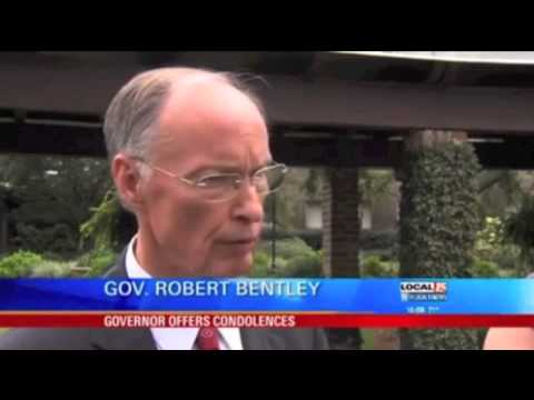 Alabama Governor Robert Bentley makes questionable comments about Hiawayi Robinson