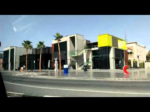 Dubai Box Park HTC one m8 video capture