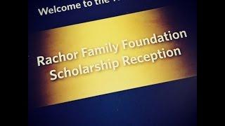 2016 Rachor Family Scholarship Reception at McLaren Flint
