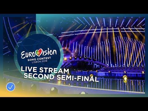 Eurovision Song Contest 2018 - Second Semi-Final - Live Stream