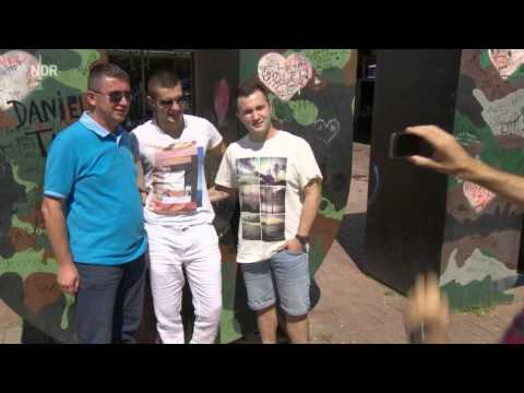 NDR Hanseblick - Urlaub wo? Im Kosovo! 14. September 2014