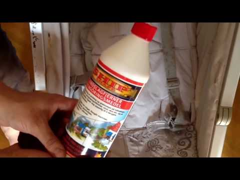 How to remove mildew / mold from your stroller's fabrics