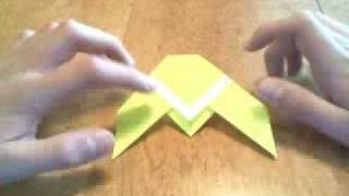 How To Make An Origami Cicada (insect)