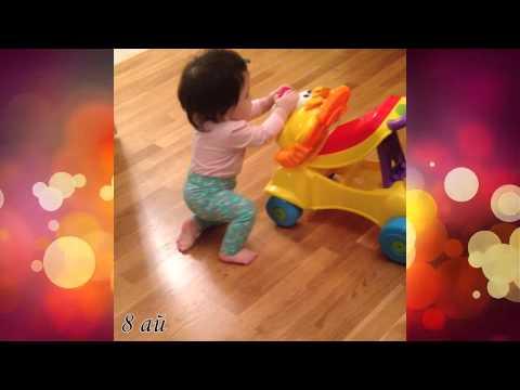 Как сделать видеоролик на 1 годик