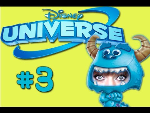 Disney Universe - SECRET KEY TRAP #3