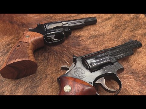 S&W Model 19 Classic vs Original