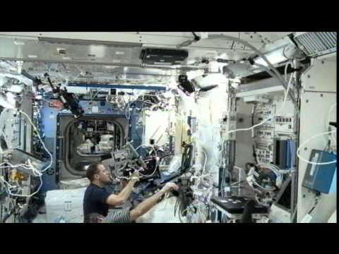 ISS Update - March 20, 2013
