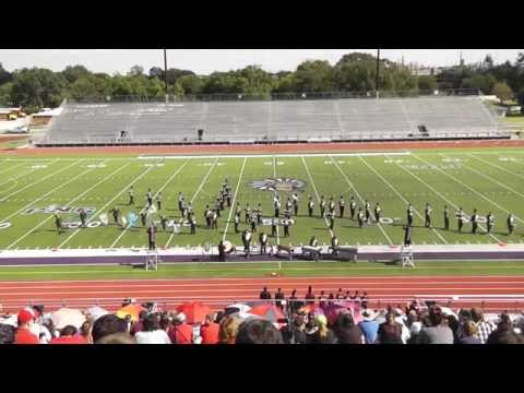 Silsbee High School Band 2014 - UIL Region 10 Marching Contest