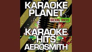 Rag Doll (Karaoke Version With Background Vocals) (Originally Performed By Aerosmith)