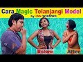 Rahasia Cara Magic Telanjangi Model Cantik