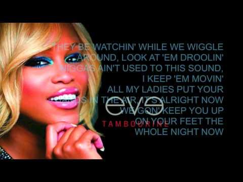 Eve - Tambourine Lyrics