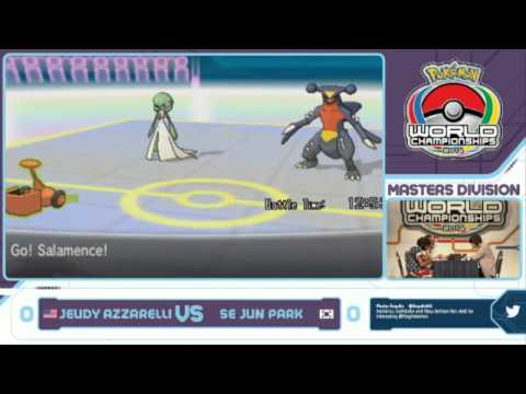 Pokemon World Championships 2014 Finals - Masters [PACHIRISU]